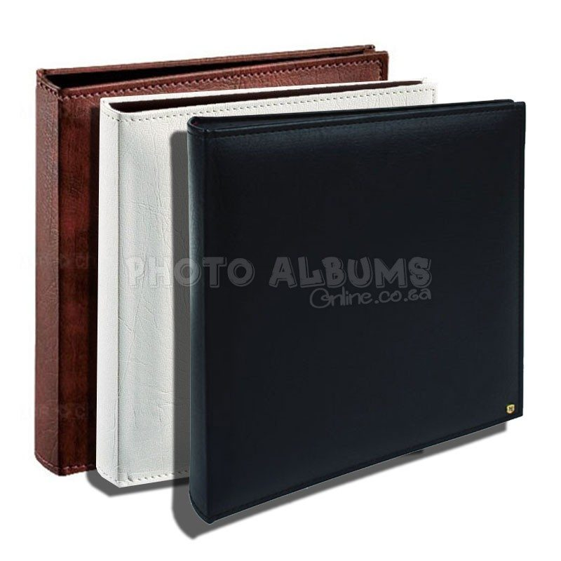 Lonzo Traditional 300 X 365 Black Page Album Photo Albums Online