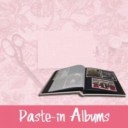 Paste In Albums